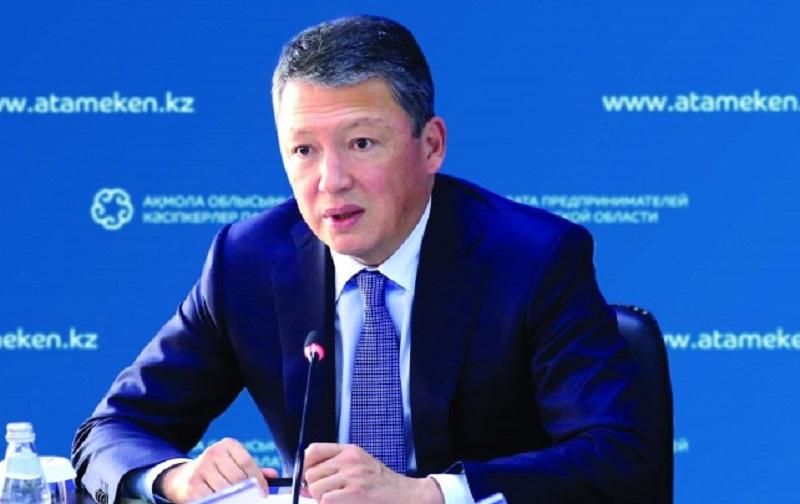 Тимур Кулибаев: «Торговля продовольствием должна быть напрямую от производителя»