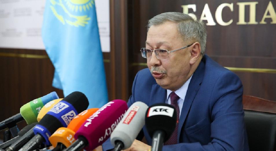 Министрдің отставкасы ішкі істер министрлігінің құзырында емес