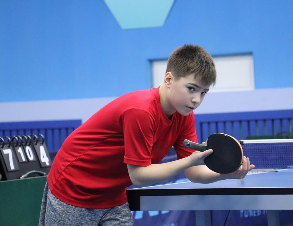 Казахстанцы выступили на турнире по настольному теннису Кубок XIOM