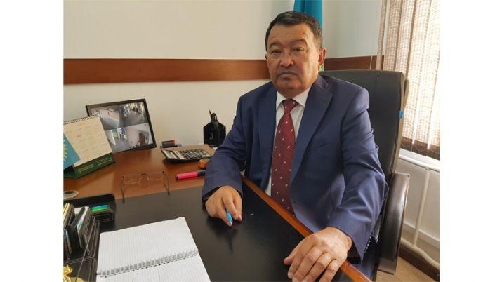 В крупной растрате обвиняется бывший руководитель детской больницы Шымкента