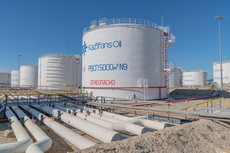 40 тонн нефти пытались похитить при незаконной врезке в нефтепровод АО «КазТрансОйл»