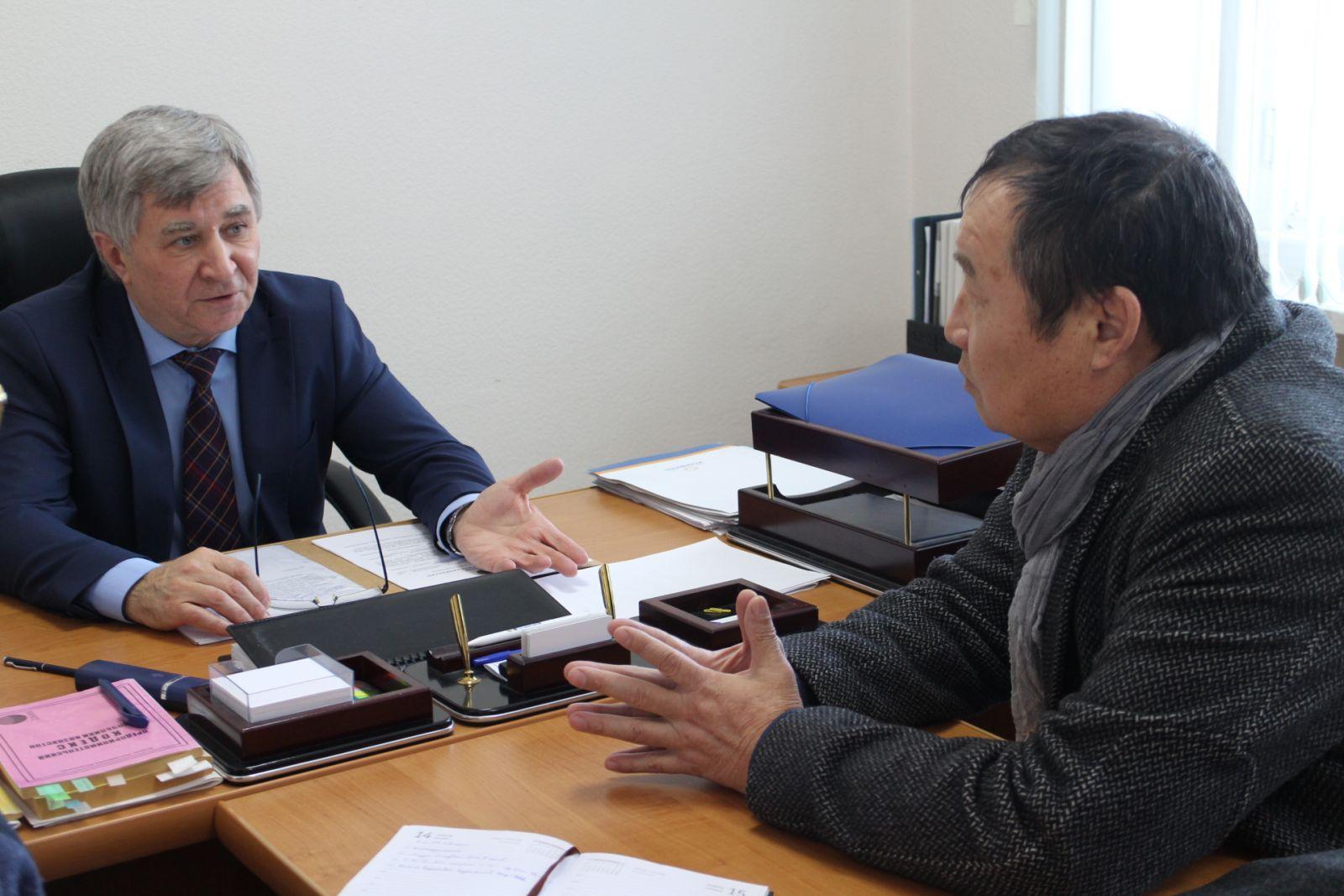 Крупная костанайская микрокредитная организация ищет помощи у НПП «Атамекен»