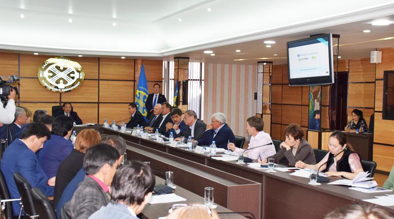 Федерация профсоюзов РК презентовала цифровой сервис Smart Kasipodaq Yntymaq