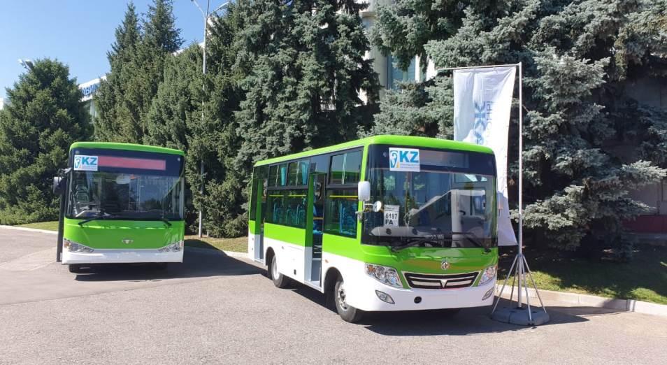 Автобусы СемАЗ поедут в Монголию