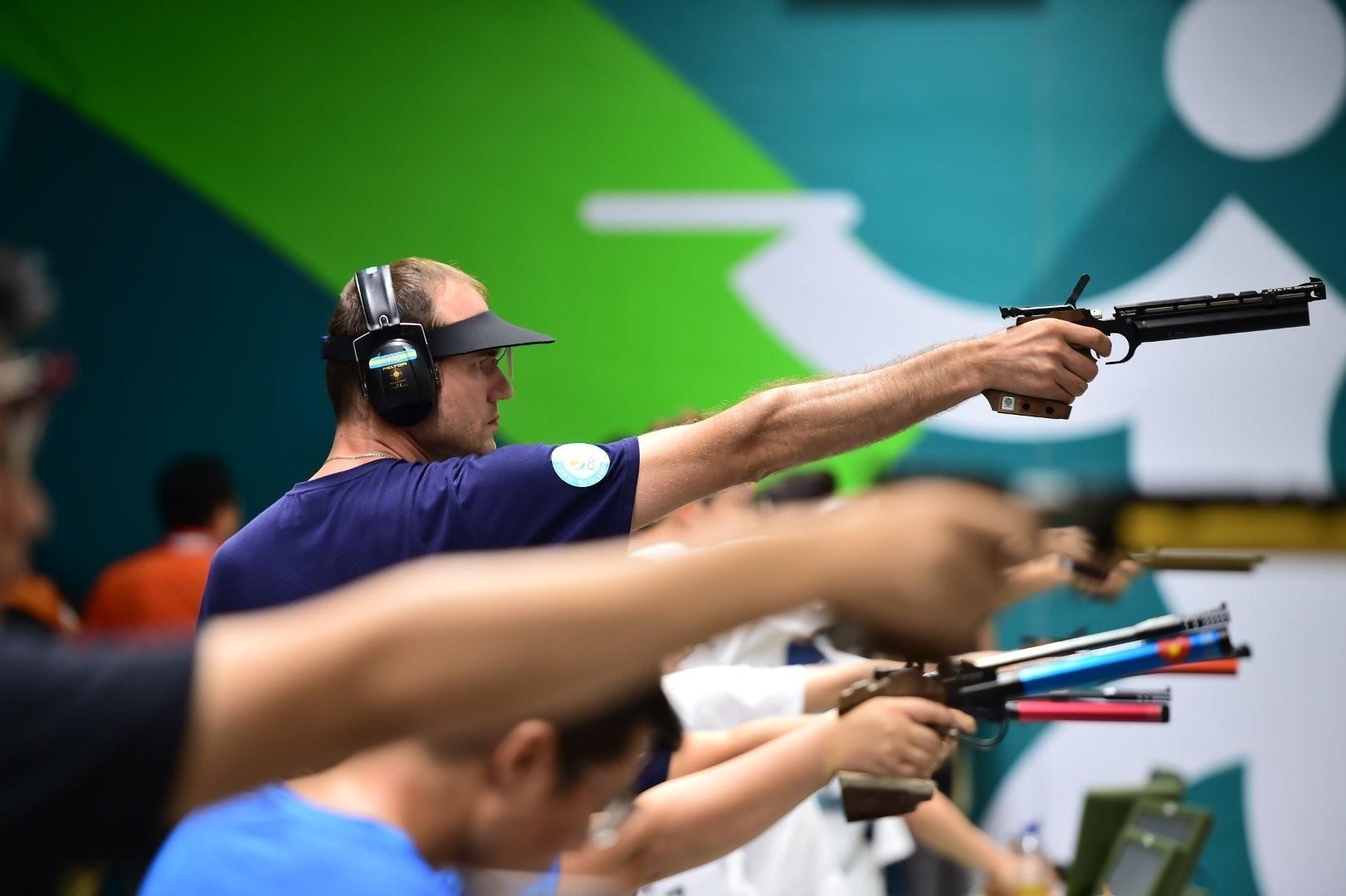 Результаты соревновательного дня командного чемпионата Казахстана по пулевой стрельбе