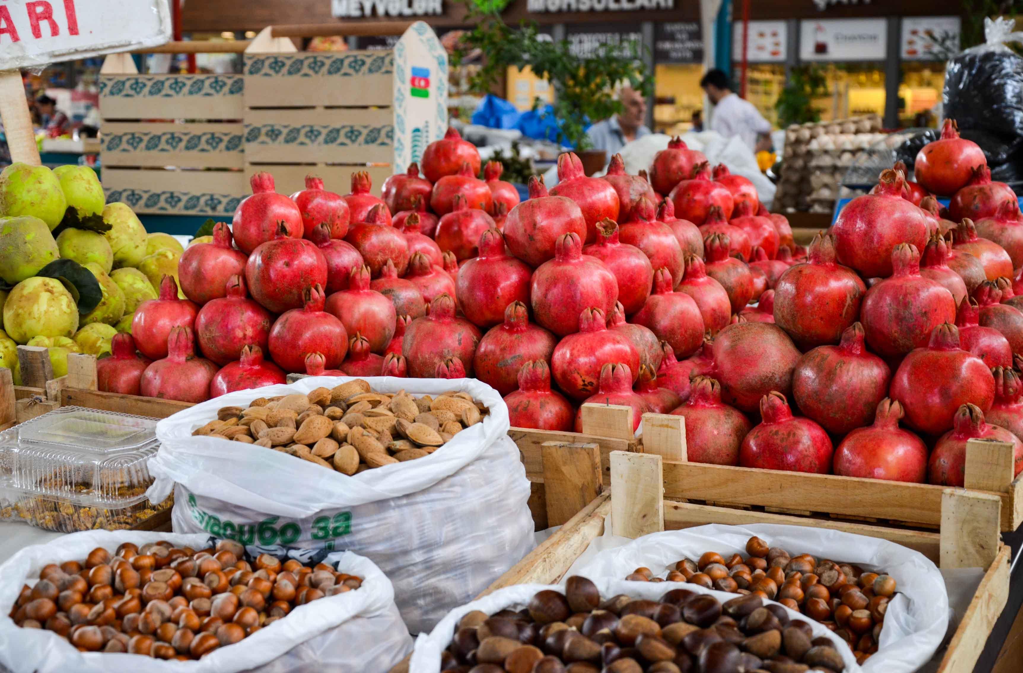 Экспорт казахстанской продукции в Азербайджан вырос на 56%