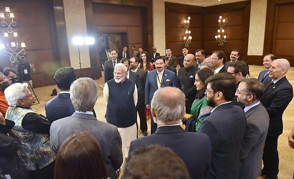 Посол Казахстана встретился с премьер-министром Индии