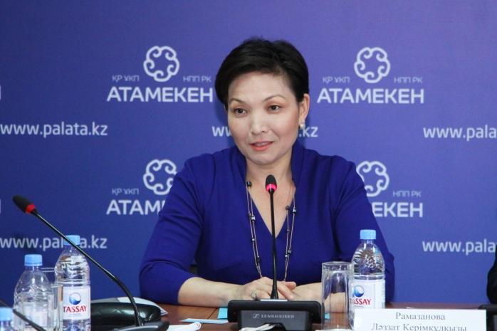 Юбилейный конгресс деловых женщин Казахстана прошел в Нур-Султане