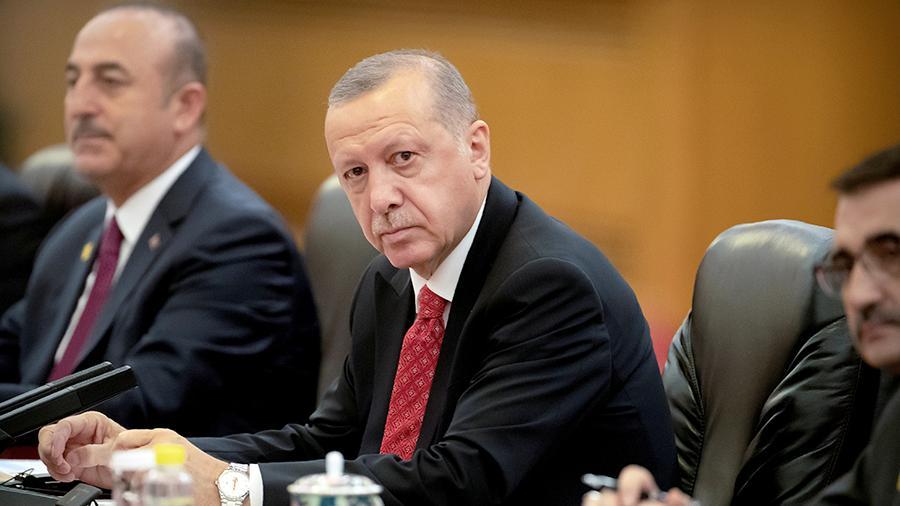 Нурсултан Назарбаев и Реджеп Эрдоган обменялись поздравлениями с праздником Курбан айт