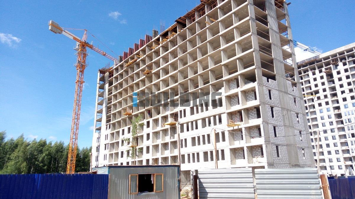 Восемь жилых комплексов планируют сдать в этом году в столичном районе Сарыарка
