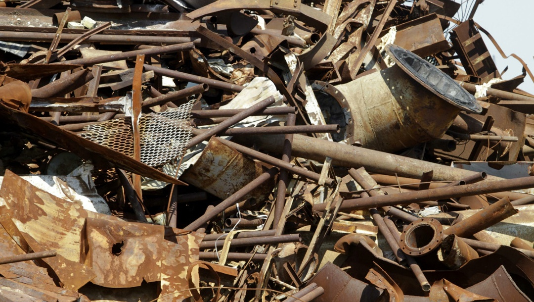 В Костанае проверяют пункты приема металлолома