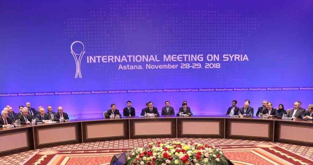 Представитель США при ООН считает астанинский процесс по Сирии неудавшимся