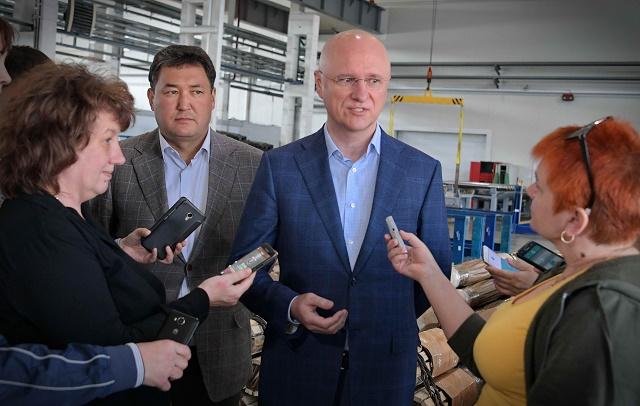 Министр индустрии и инновационного развития РК посетил предприятия Экибастуза