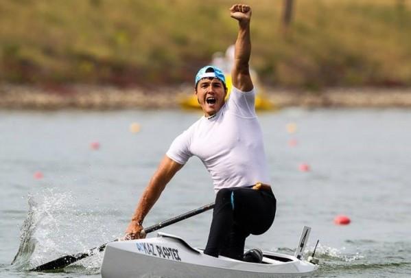Тимур Хайдаров завоевал «серебро» на этапе Кубка мира по гребле на байдарках и каноэ в Польше