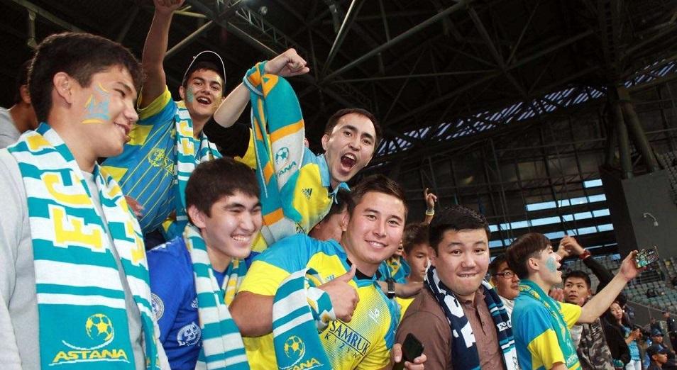 КПЛ: «Астана» вырвалась в лидеры