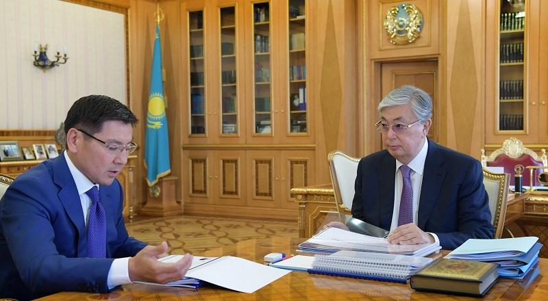 Касым-Жомарт Токаев указал на важность цифровизации государственных услуг и экономики в целом