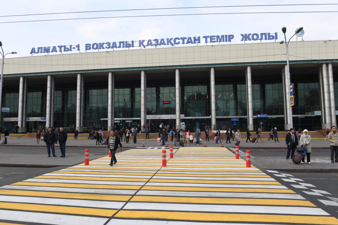 Ежедневная пропускная способность ж.-д. вокзала «Алматы-1» увеличится с 11 тысяч до 16 тысяч пассажиров