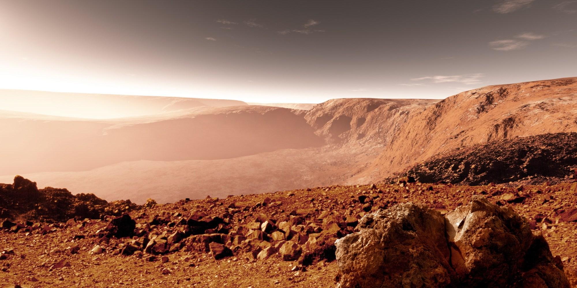 Люди впервые услышали звук марсианского ветра, записанный зондом НАСА