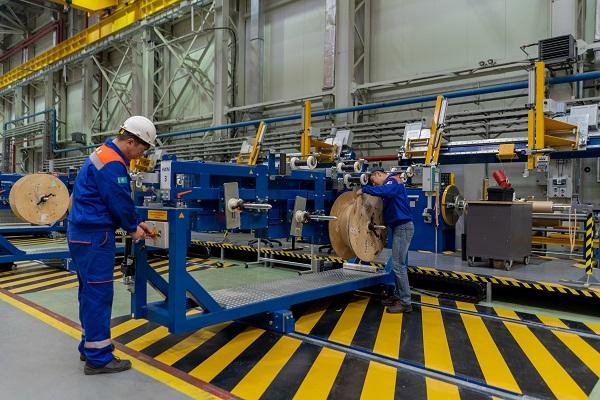 Alstom запустил производство тяговых трансформаторов в Казахстане