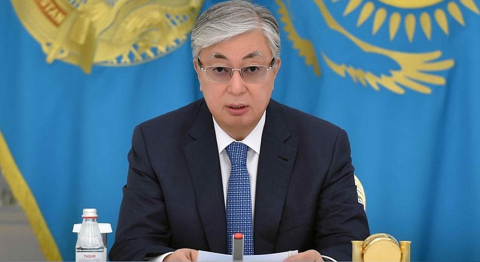 Касым-Жомарт Токаев принял председателя НПП «Атамекен» Тимура Кулибаева