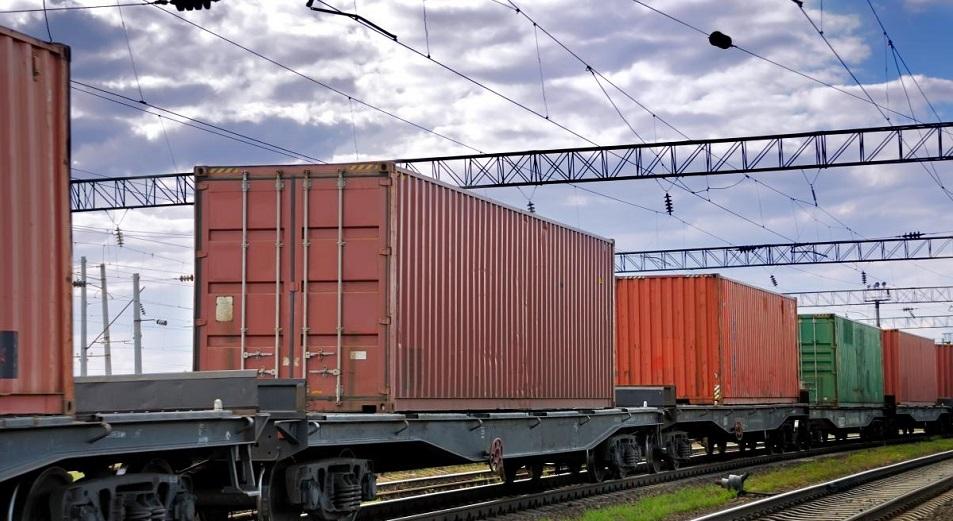 Железные дороги Казахстана и Таджикистана заинтересованы в увеличении объемов грузоперевозок