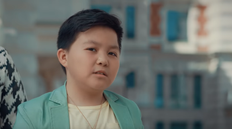 """Казахстан на детском """"Евровидении"""" представит Ержан Максим"""