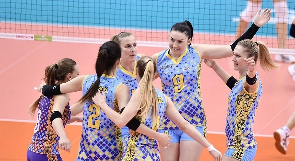 Клубный ЧА по волейболу: «Алтай» оспорит бронзу