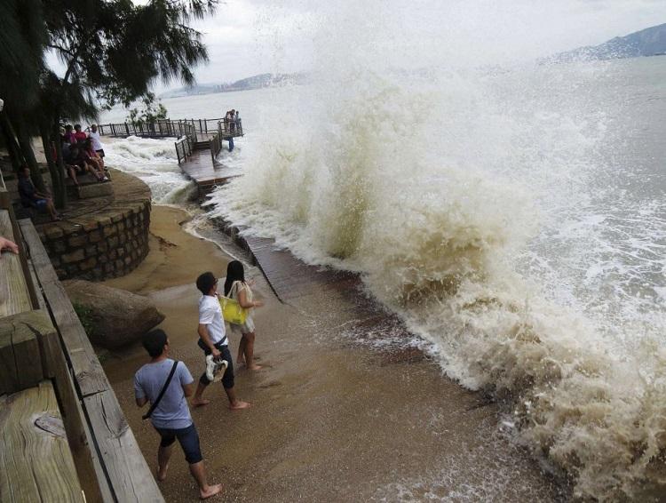 При шторме в Таиланде граждане Казахстана не пострадали