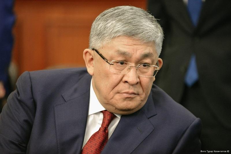 Госсекретарем Казахстана назначен Крымбек Кушербаев