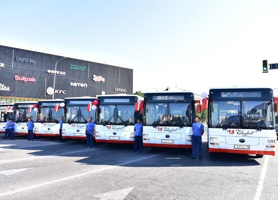 255 жаңа автобус сатып алынбақ