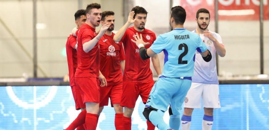 Футзал: «Кайрат» стартовал с поражения в Лиге чемпионов