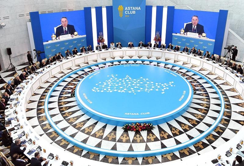 В Кремле прокомментировали предложение Нурсултана Назарбаева