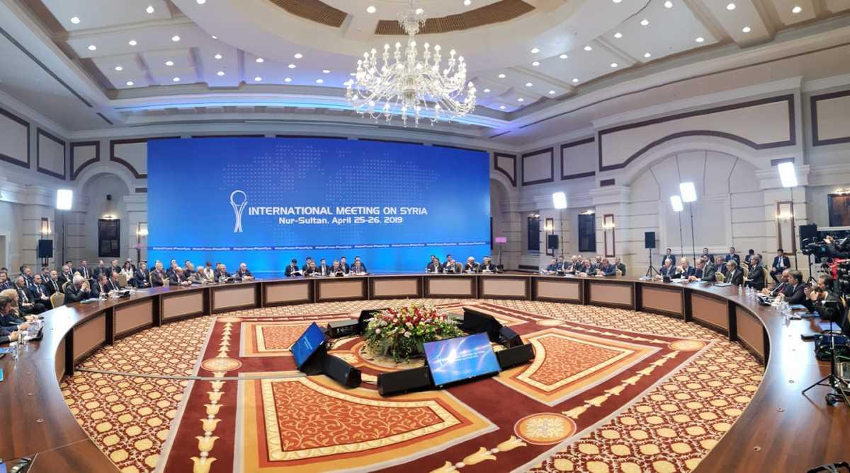 Ирак примет участие в качестве наблюдателя во встрече в астанинском формате