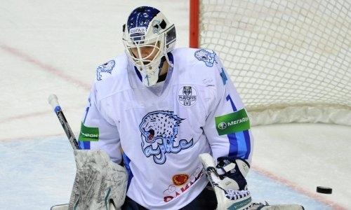 Вратарь сборной Казахстана объявил об уходе из «Барыса»
