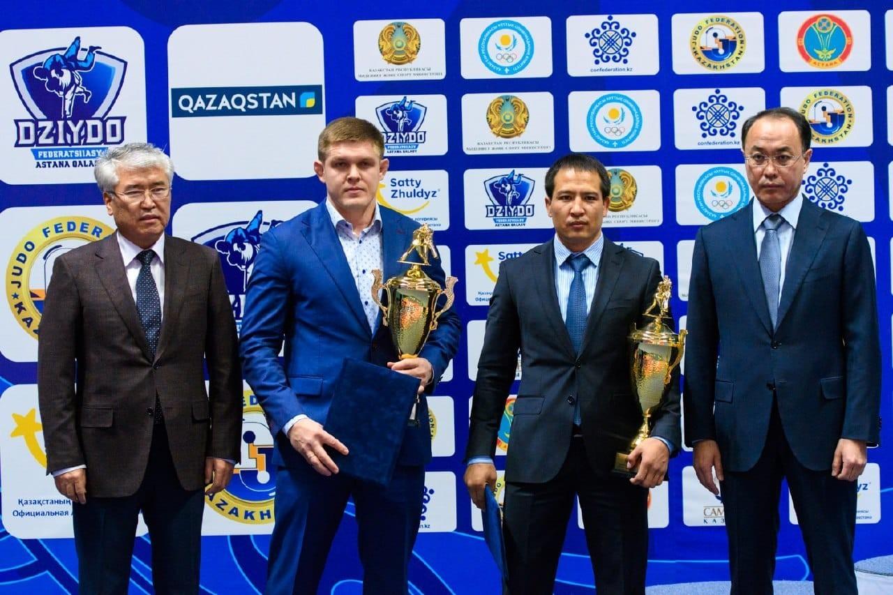 «Золотой» и «серебряный» казахстанские дзюдоисты объявили о завершении карьеры