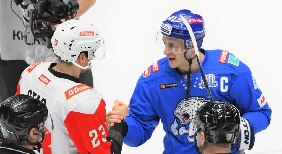 Регулярка КХЛ: «Барыс» проиграл битву за лидерство в дивизионе