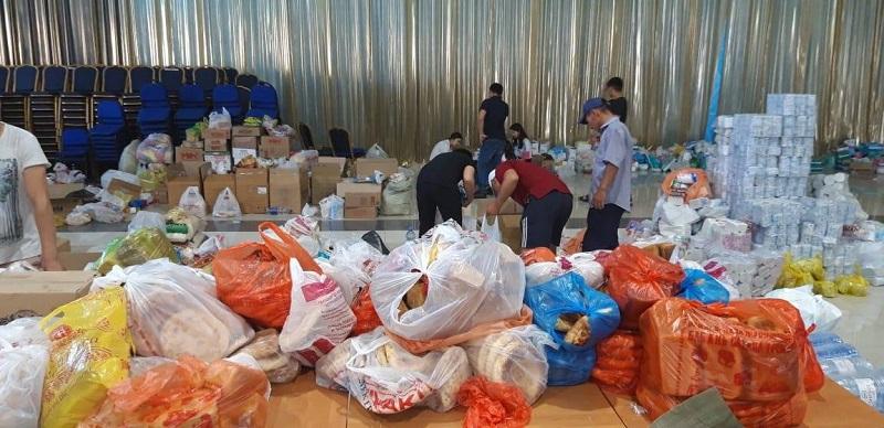 На счет «Менiн Атамекенiм» от бизнеса за три дня поступило почти 68 млн тенге