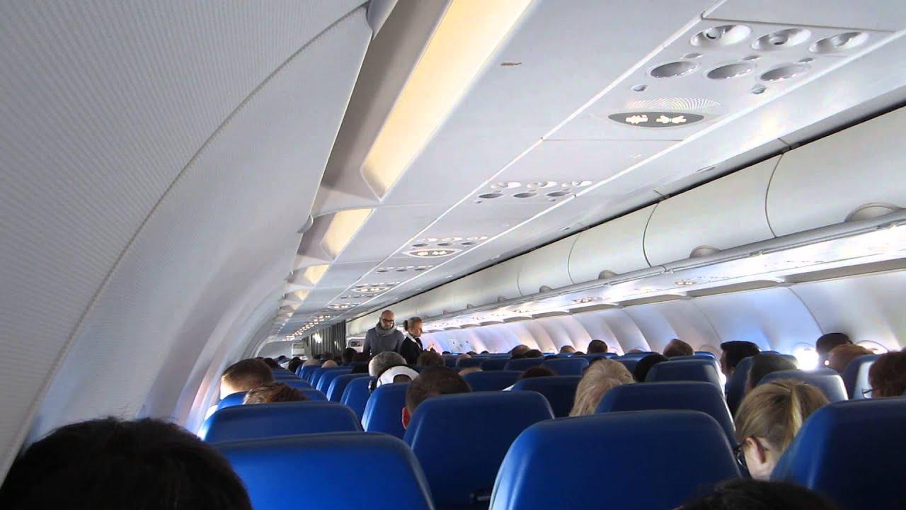 FlyArystan проводит модернизацию салонов своих самолетов