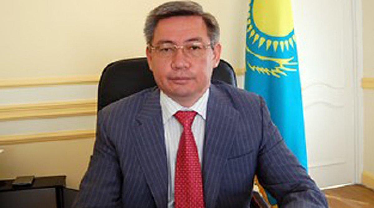 Посол Казахстана в Узбекистане временно отстранен от исполнения должностных полномочий – указ