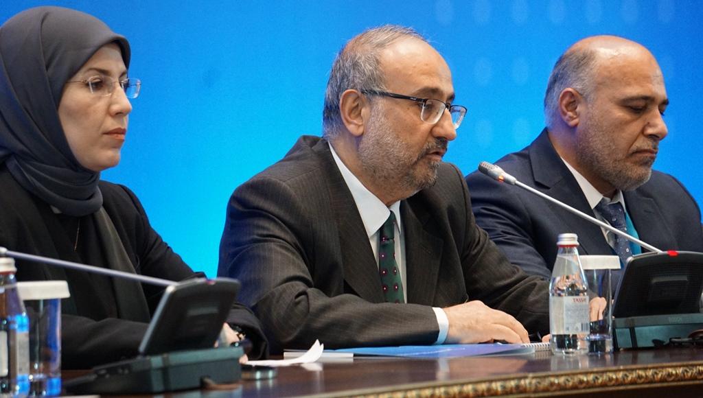 Сирийская оппозиция считает переговоры в Нур-Султане результативными