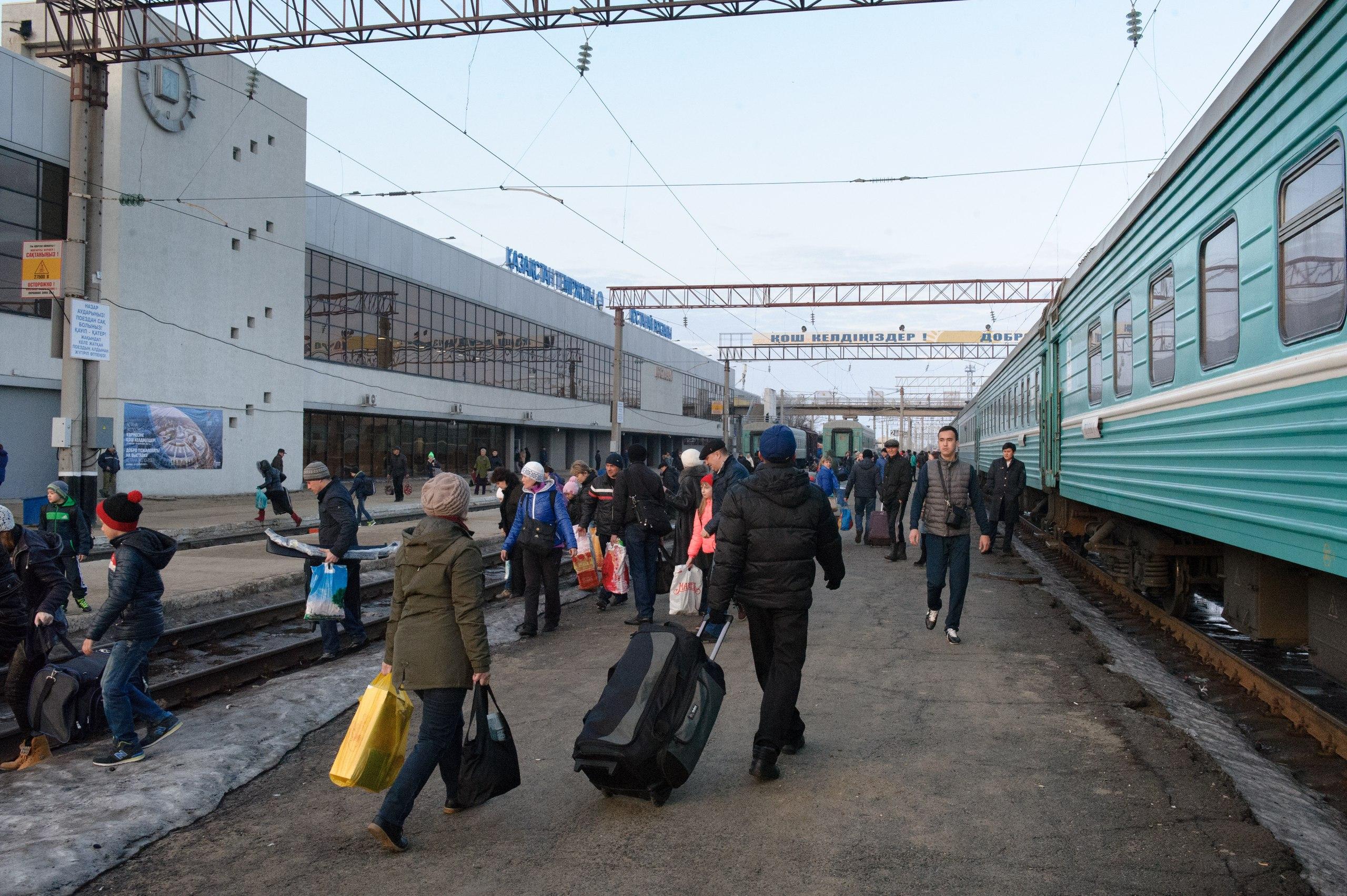 На 52 млн тенге оштрафовали железнодорожных перевозчиков за нарушения