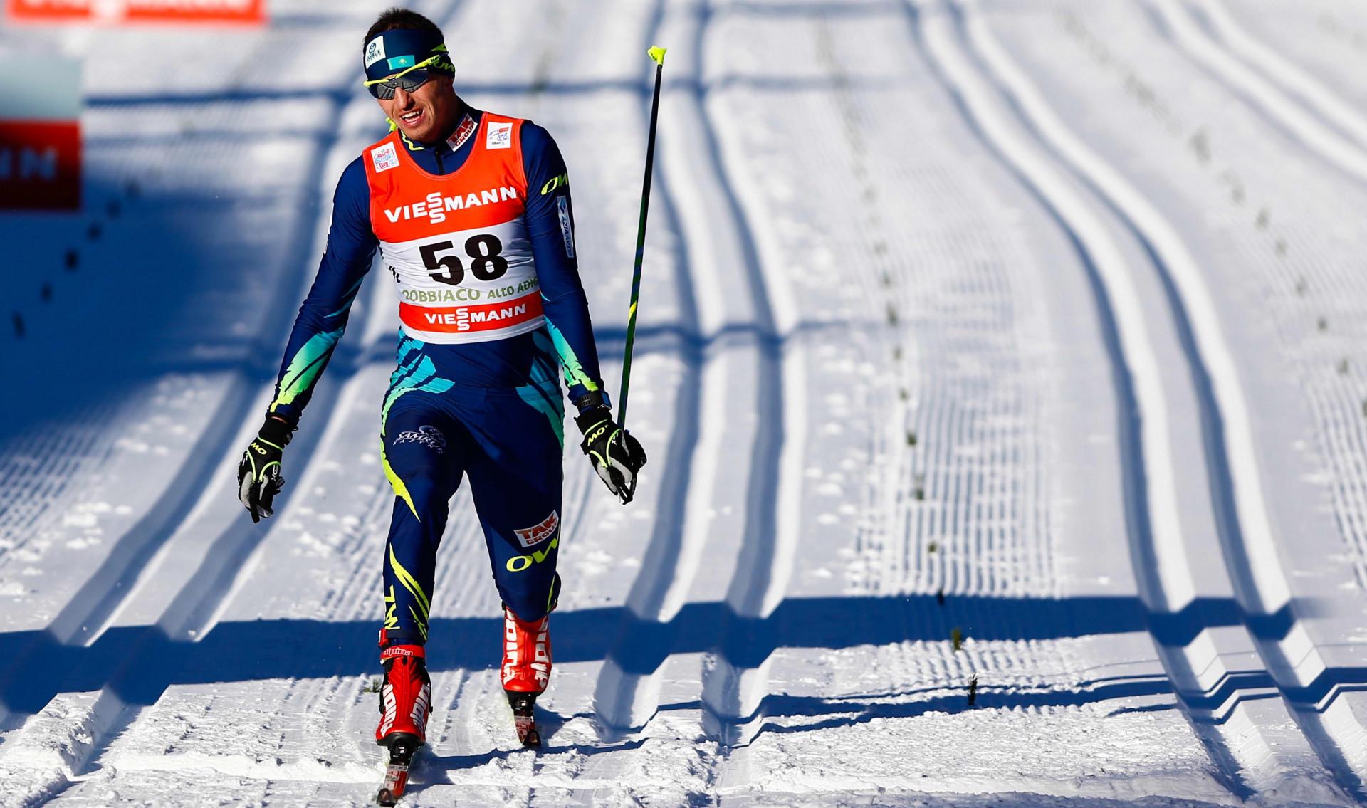 Казахстан получил официальное уведомление от Международной лыжной федерации Полторанину