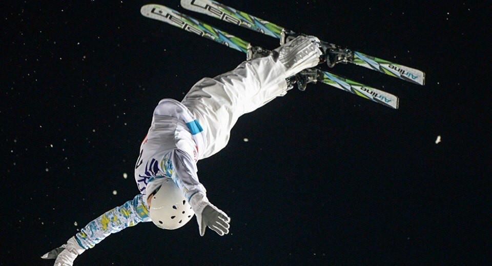 Жанбота Алдабергенова попала в ТОП-10 этапа Кубка мира по лыжной акробатике