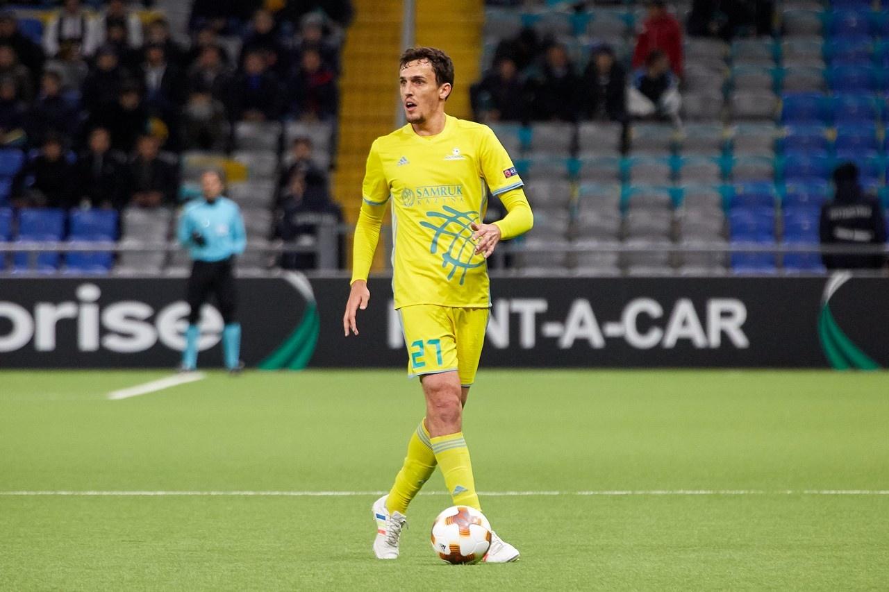 В польском клубе прокомментировали интерес к защитнику сборной Казахстана