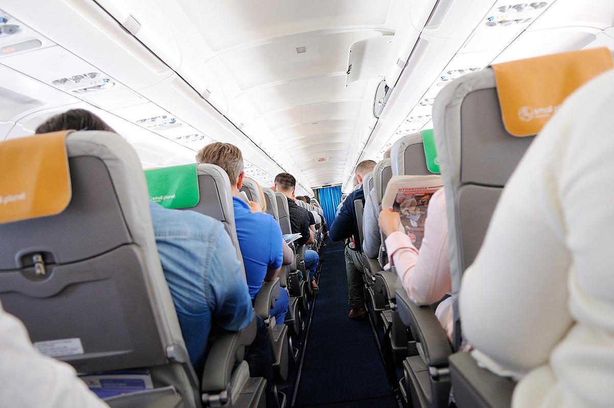 Казахстанцы на третьем месте по количеству приобретенных авиабилетов в Россию