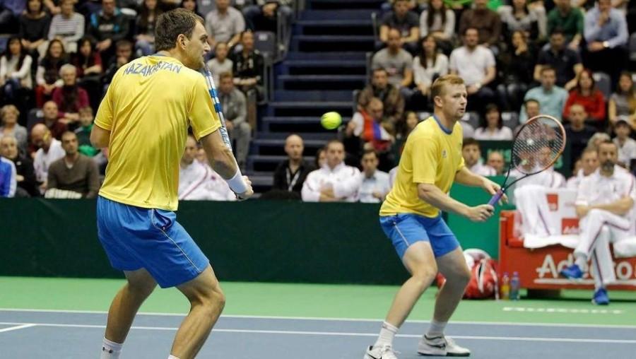 Александр Недовесов и Андрей Голубев вышли в финал турнир ATP Challenger