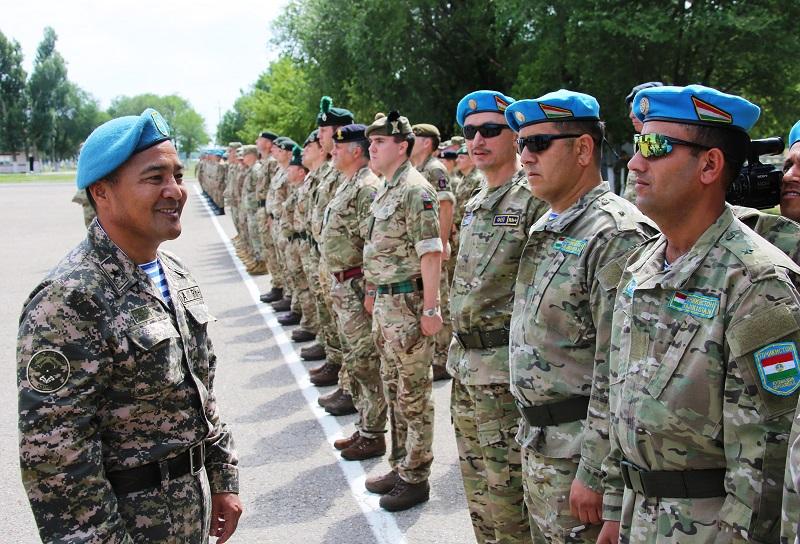 В Алматинской области начались международные миротворческие учения «Степной орел – 2019»