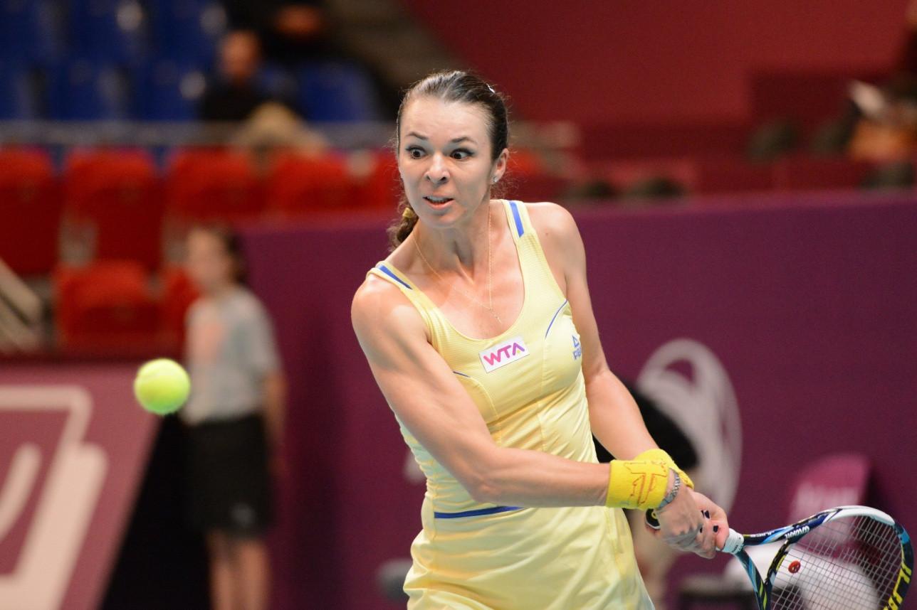 Казахстанская теннисистка Галина Воскобоева вышла в полуфинал турнира в Будапеште