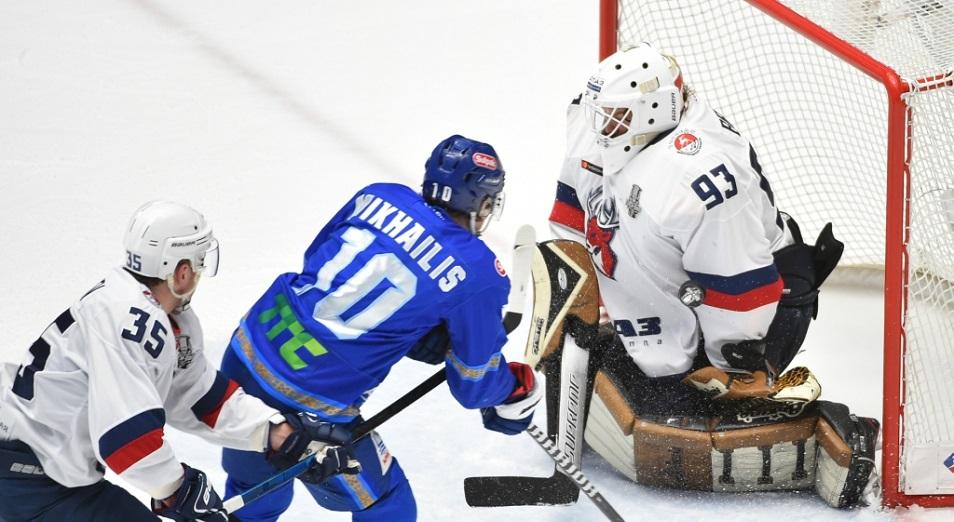 Плей-офф КХЛ: «Барыс» выдал камбэк сезона