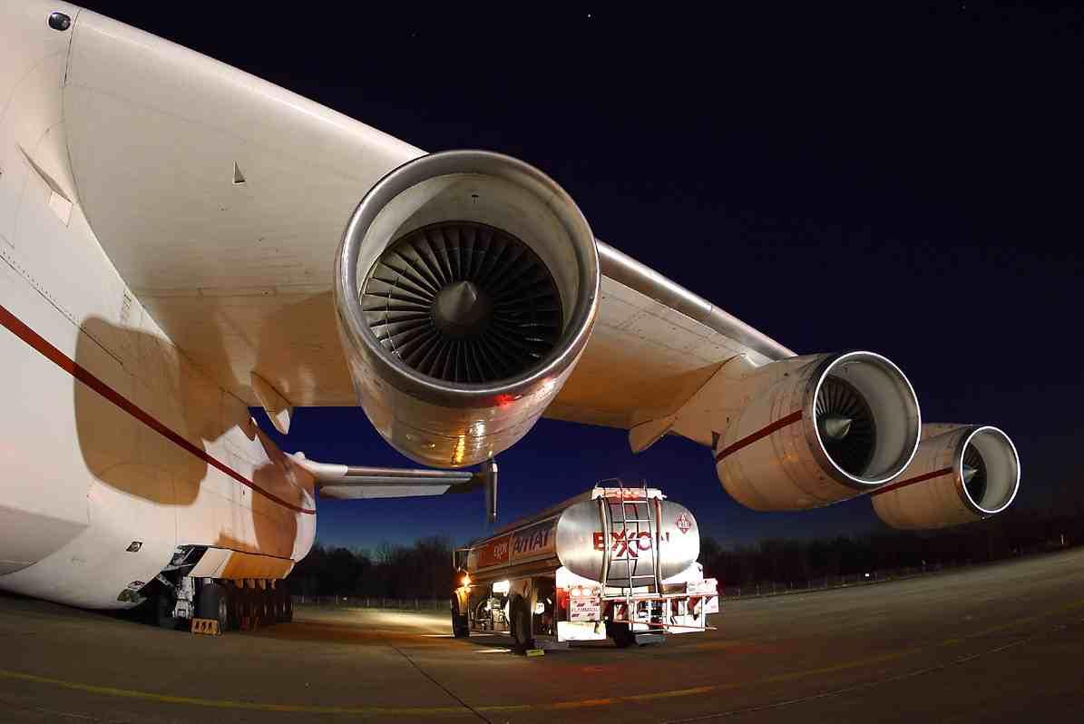 Оптовые цены на авиакеросин в Казахстане снизились